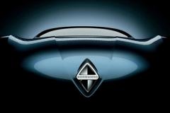 宝沃Isabella车型预告图发布 9月亮相