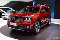 16万SUV推荐,GS7与GS8买谁更超值?