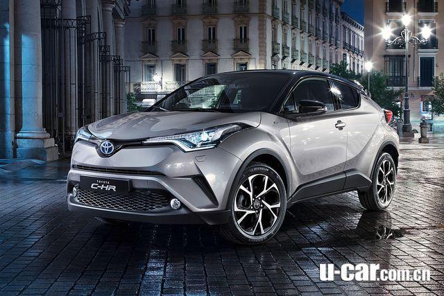 传丰田再推C-HR必买款版本,完全不留活口给对手