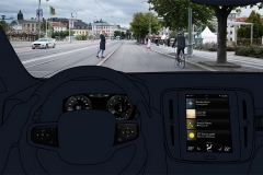 沃尔沃XC40预告图发布 科技配置丰富