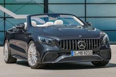 新款S级Coupe/Cabriolet系列官图发布