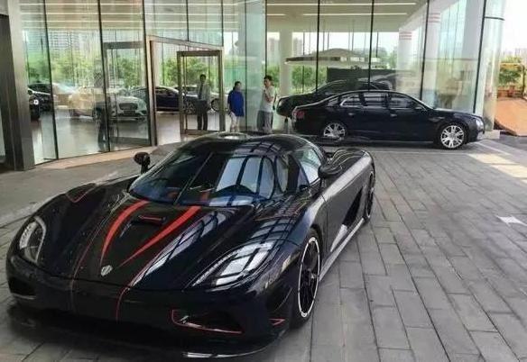中国最贵的车 保养一次相当于一辆宝马5系的价钱