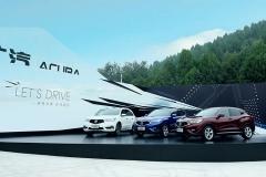 2017广汽Acura区域试驾会北京站升级