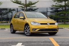 大众新款高尔夫车型首发 或年底上市