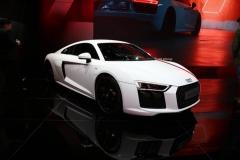 2017法兰克福车展:全新奥迪R8 RWS发布