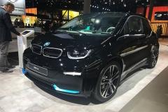 2017法兰克福车展:新款BMW i3/i3s发布