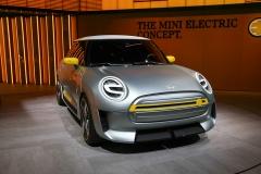 法兰克福车展:MINI Electric亮相