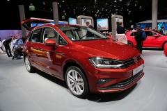 法兰克福车展:新款高尔夫Sportsvan