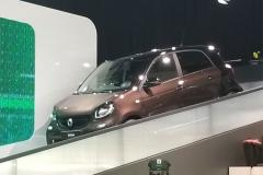 法兰克福车展:smart家族15周年版