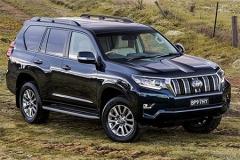 丰田新款普拉多发布 将于10月份国产上市