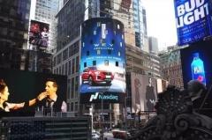 """长城WEY在纽约和法兰克福""""双线作战"""""""