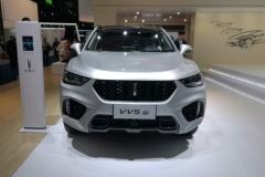 法兰克福车展:VV5s/VV7s Hi4首发
