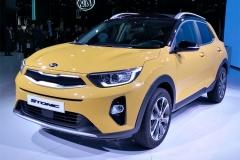 起亚Stonic北京车展发布 预计8月上市