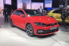 2017法兰克福车展:大众Polo GTI亮相