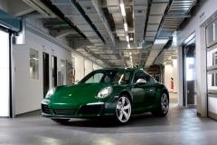 保时捷911纪念版车型 将于10月18日发布