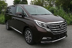 广汽传祺GM8申报图 有望今年12月上市
