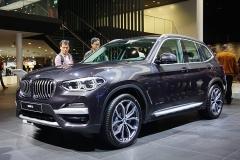 法兰克福车展十大将入华SUV 豪华品牌齐发力