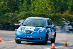 当新能源汽车拉力赛演变成了全民郊游