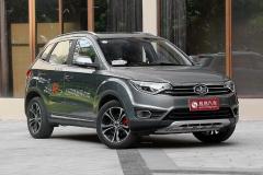 森雅R7 1.5T车型上市 售7.79-7.99万