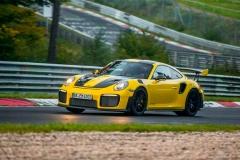 6分47秒3!保时捷911 GT2 RS刷新纽北圈速