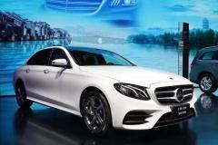 2018款北京奔驰E级上市 售42.28万元起