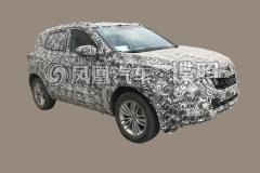 奇瑞瑞虎5x 2.0T车型曝光 明年初上市