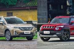10万级SUV:北汽BJ20和传祺GS4买谁?