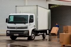大众在巴西发布新Delivery卡车