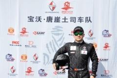喀尔拉力赛车手与BX5的故事