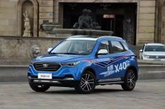 谁的IQ更高? 小型SUV奔腾X40与名爵ZS对比