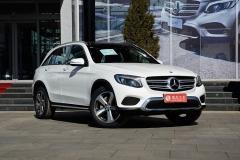 2018款奔驰GLC上市 售39.6-57.9万元