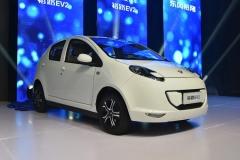 裕路EV2正式上市 售11.98-12.28万元