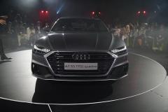 奥迪新一代A7正式发布 颜值科技均提升