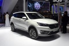 汉腾X5将于10月26日上市 推1.5L/1.5T车型