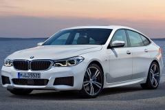 海外新车:2018款 BMW 6-Series Gran Turismo