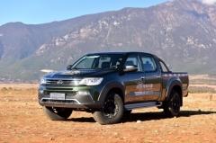 猎豹CT7汽油版上市 售7.98-8.88万元
