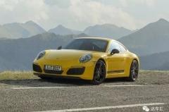 更轻更快更便宜,保时捷911Carrera T明年开售