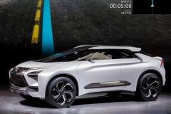 """三菱全新纯电概念车想要""""驾驭什么野心""""?"""