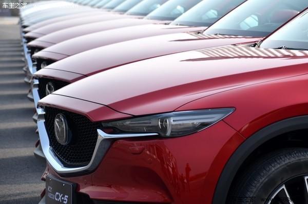 好开又好看的紧凑型SUV 第二代Mazda CX-5试驾
