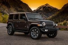 全新Jeep牧马人官图发布 传承经典造型