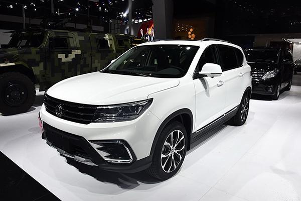 自主T动力城市SUV再推新车型 13万配车联网,性价比极高