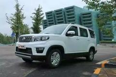 长安翻身有望,全新SUV卖5万叫板五菱宏光S3,内饰还有神秘菊花纹