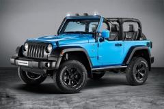 Jeep牧马人Mopar典藏版将上市 限量20台
