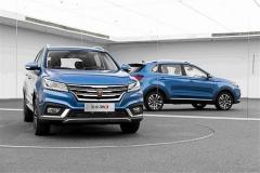 上汽小型SUV荣威RX3预售10-15万,要跟缤智抢市场?