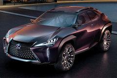 雷克萨斯全新小型SUV将入华 预计25万元起售