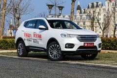 哈弗H6 1.5T广州车展上市 预售12.70万起