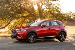马自达布局小型SUV市场,CX-3或将年底上市