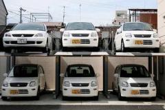 日本人为设计停车位 用尽了全部智慧