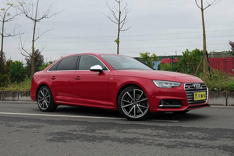 2017广州车展 | 奥迪S4 Limousine 国内首发