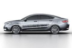 吉利K车型申报图曝光 搭插电混动系统